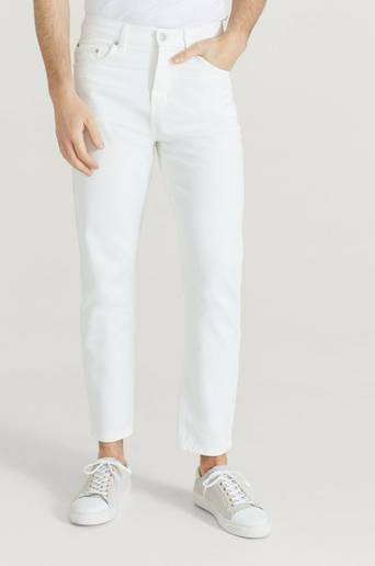 Studio Total Jeans Regular Tapered Vit