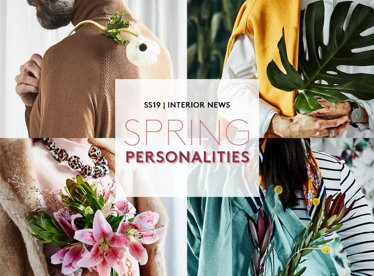 Spring personalities