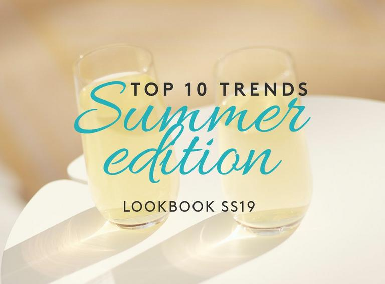 Top 10 trends - Summer edition