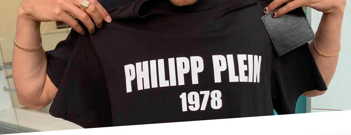 Köp Kläder från Philipp Plein för Man Online | FASHIOLA.se